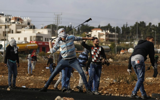 Three Palestinians shot dead amid clashes in the West Bank